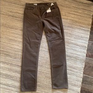 corduroy pants from Gap